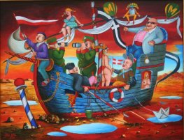 The ship full of Fools		Jacek Lipowczan